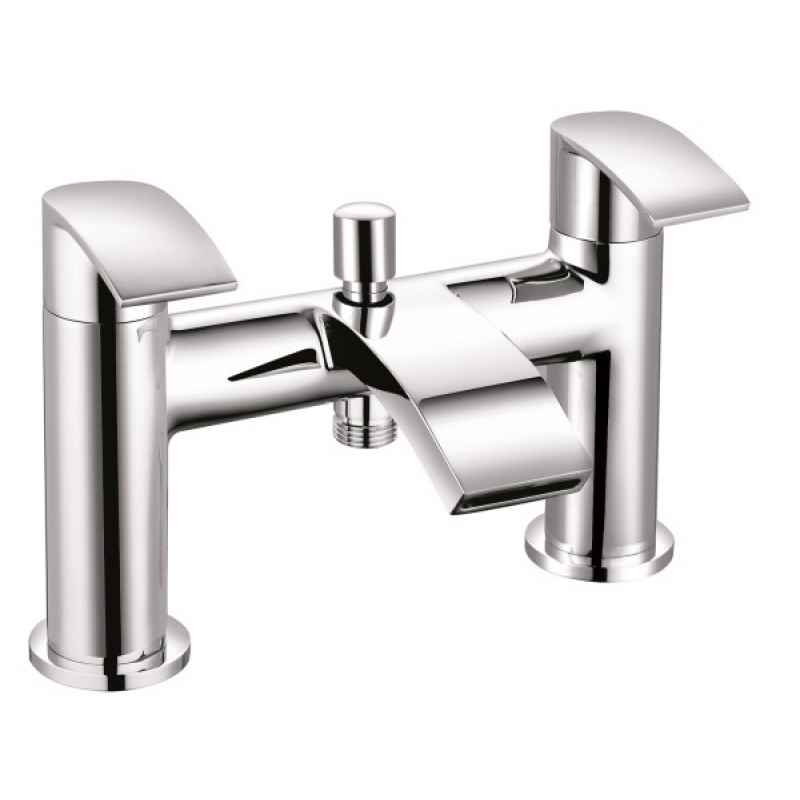 Alia Chrome modern style bathroom taps