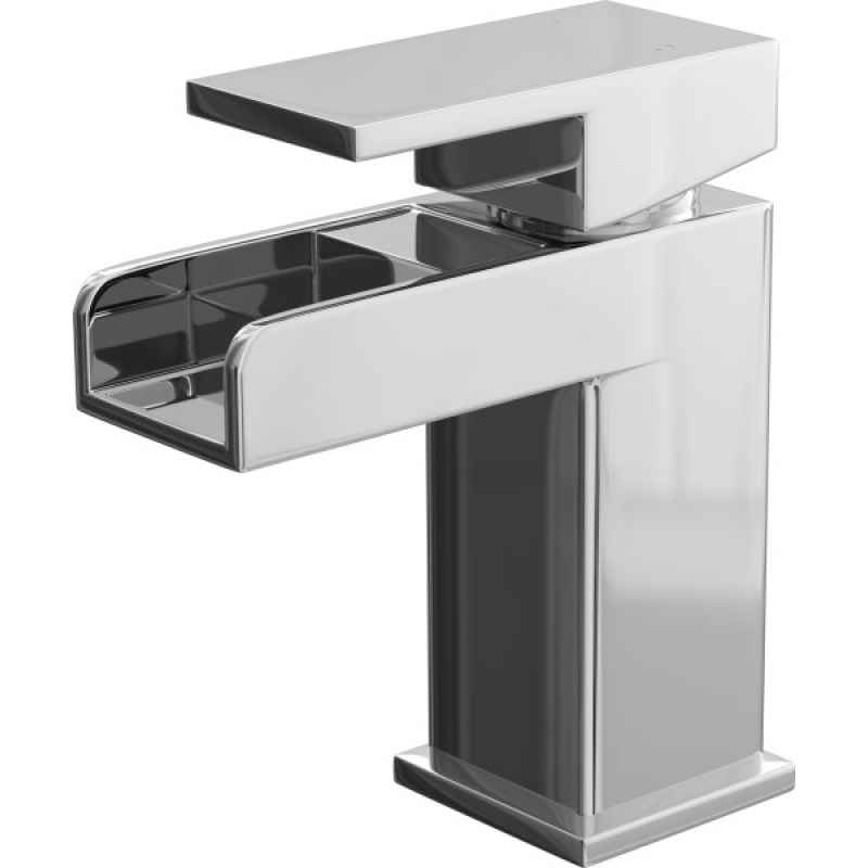 Waterfall bathroom taps