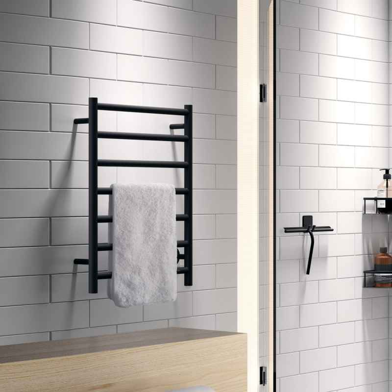 Smedbo Dry Electric Heated Towel Rails