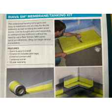 Wetroom Membrane Tanking Kit