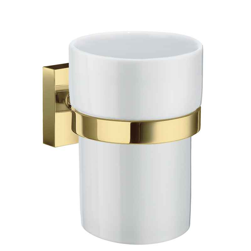 Smedbo House Polished Brass bathroom accessories