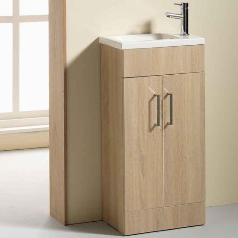 Vanity units and basins
