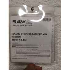 Sealing strip for bathroom and kitchen