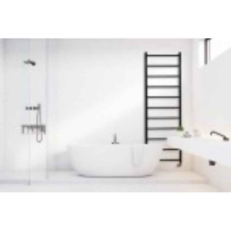 Sussex Heated Towel Rails in Black