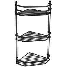 Corner shower caddy Black or White