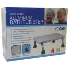 Bath tub step