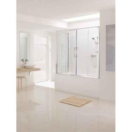 over bath enclosure side panel over bath shower screens made to measure bespoke bath