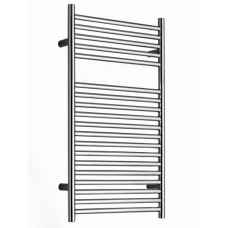 Coombe stainless steel high output heated towel rail