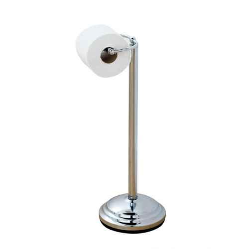 Freestanding Toilet Roll Holder