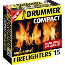 Drummer Firelighters