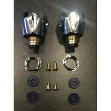 "1/2"" Chrome tap revivers"