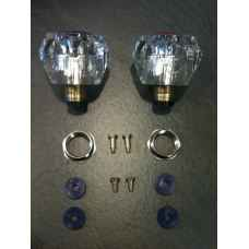 "1/2"" Acrylic tap revivers"