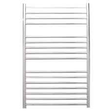 Steyning 520mm Stainless steel heated towel rail