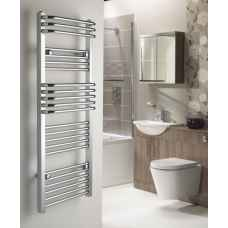 Royal Bajan heated towel rails 1200mm