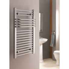 Royal Bajan heated towel rail 800mm