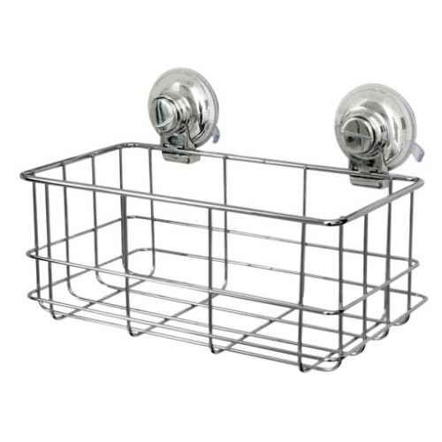 Vertex suction bottle baskets for Bathroom accessories baskets