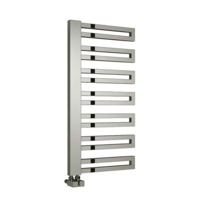Modern heated towel rails