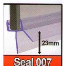 Bath screen seal 007