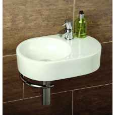 Saville wall mounted basins