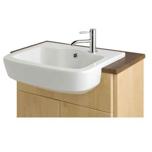 Minima Semi Recessed Basins