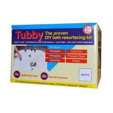 Bath resurfacing kit